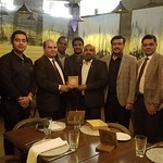 Pak-American Business Forum (AmPak) gave dinner reception in the honour of NUTECH Delegation at Karachi on March 13, 2020