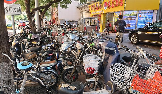 019Sep 18: Beijing Street Mobility Fleet
