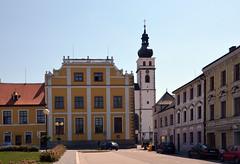 Nové Hrady, Czech Republic