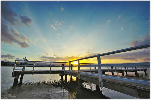 Skiway Park Sunset...