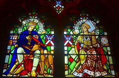 Window (Cardiff Castle)
