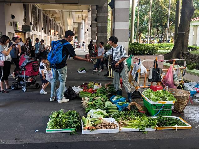 Sheung Shui Markets