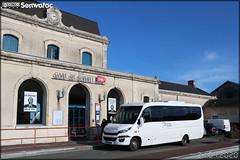Ferqui Sunrise (Iveco Daily) – Voyages Gaudon / Nouvelle Aquitaine - Photo of Saint-Silvain-Montaigut