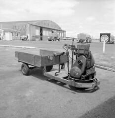 1980 Lister Auto Truck at RNZAF Base Ohakea, 15 Jan 1980.