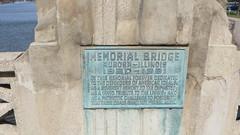 20190413 04 Memorial Bridge, Aurora, Illinois