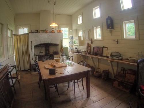Alberton House - the Kitchen