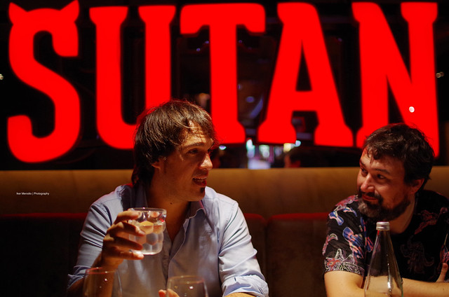 [explore] Diego and Aner at Sutan