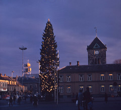 Byens juletre på Torvet (1971)