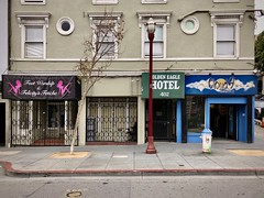 "San Francisco on lockdown: apparently head shops are ""essential services,"" foot fetish shops, not so much"