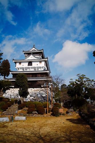 Iwakuni castle 🏯