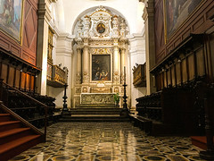 cathedral of syracuse, Sicily, 意大利