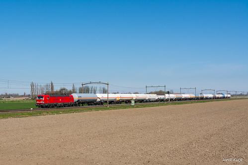 DBC 193 323 | Zevenbergen | 24-03-2020