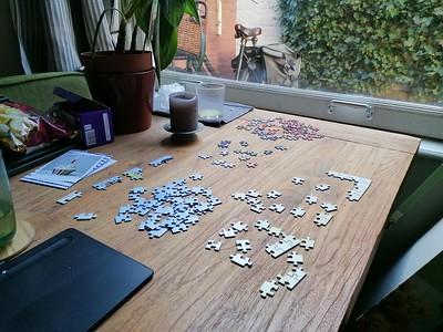 Puzzelen!