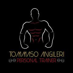 Logo Tommaso Angileri - Personal Trainer