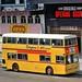 Hong Kong 1982: Citybus L11 (CN2888) in Connaught Road, Hong Kong Central