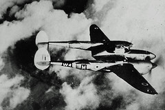 P38  LIGHTNING  W4-M FRENCH AIR FORCE