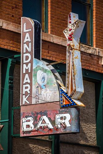 Landmark Bar