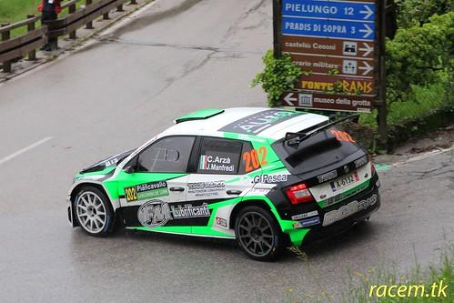33. Rally Piancavallo - Arzà-Manfredi