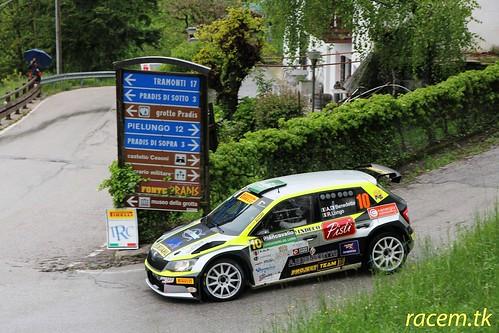 33. Rally Piancavallo - Di Benedetto-Longo