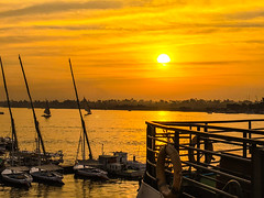 Luxor, River Nile Cruise, Egypt, 埃及