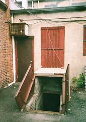 Storage Cellar; Long Island, New York