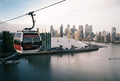 Emirates Air Line Cable Car, London Docklands