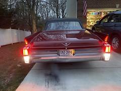 After LED conversion - Parking, Brake, and Backup lights