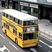 Hong Kong 1982: Citybus L19 (CP2847) in Connaught Road, Hong Kong Central