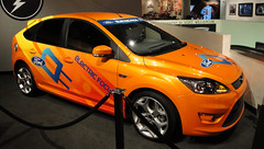 Ford Focus EV (Electric Vehicle)