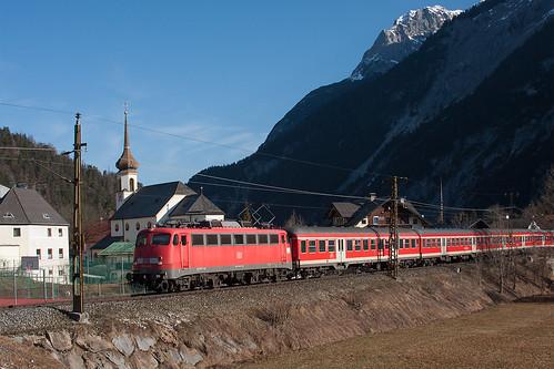 110 416, Scharnitz, REX 5409