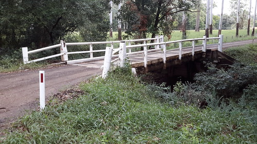 05/Jun/2019 Bridge, Fords Road, Pipeclay Creek
