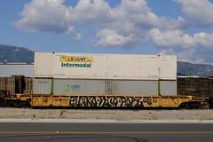 Freight Graffiti in SoCal 3-21-2020