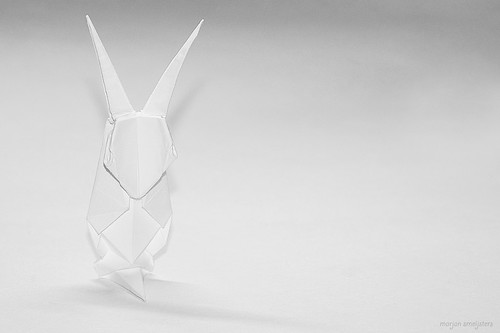 Origami Rabbit (James Sakoda)
