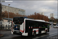 Iveco Bus Urbanway 12 – Keolis Lyon / TCL (Transports en Commun Lyonnais) n°3010