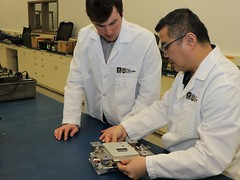 C5ISR Center researchers investigate improved batteries