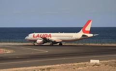 OE-LOI A320 Lauda Arrecife 29-02-20