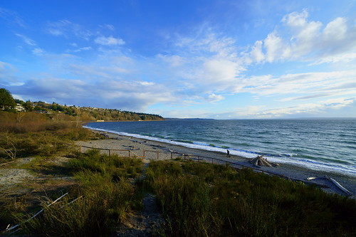 Richmond Beach Saltwater Park, Washington