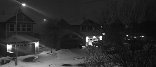 Snowy Snowy Nights .....