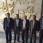 NUTECH Delegation Visits Pakistan Steel Mills