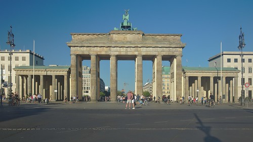 2018-08-06 DE Berlin-Mitte, Ebertstraße, Platz des 18. März, Brandenburger Tor