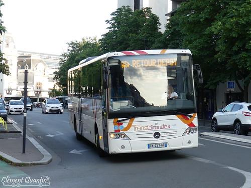 MERCEDES-BENZ Intouro M - 125024 - Keolis Gironde