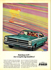 1966 Ford Fairlane GT Hardtop