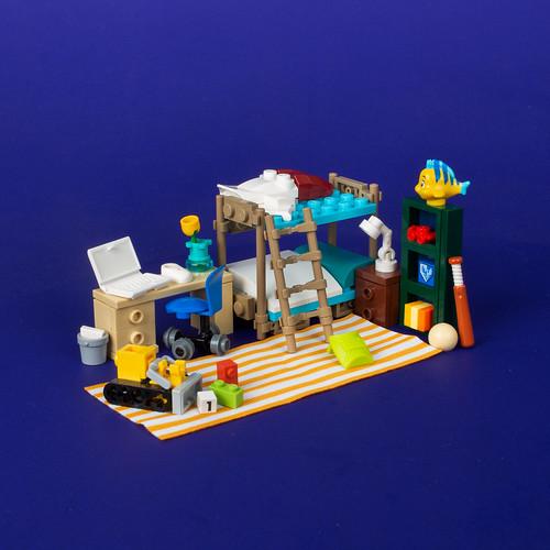 101 Bricks: Child's Room