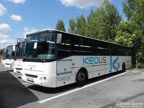 IRISBUS Axer - 063214 - Keolis Cars de Bordeaux