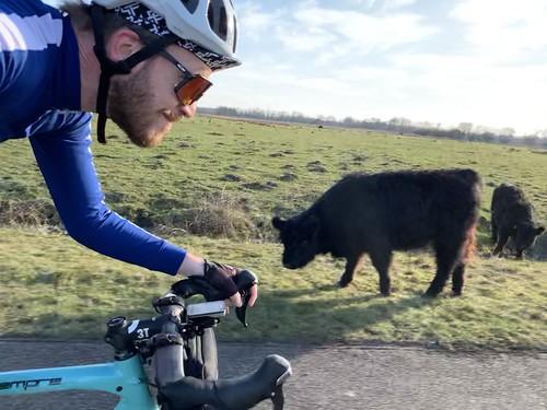 March 25 ride, 77km #ridesolo