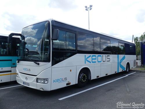 IRISBUS Arway - 073332 - Keolis Cars de Bordeaux