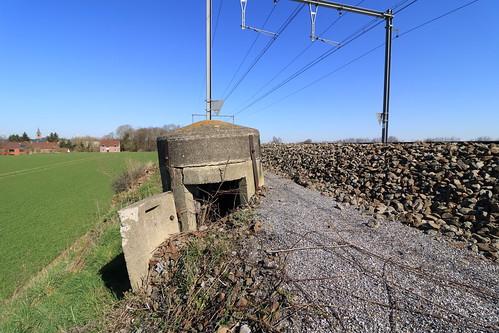 Petit bunker SNCB