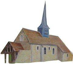Neaufles-Saint-Martin eglise - Photo of Sérifontaine