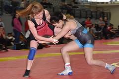 Megan Smith vs Natassya Lu