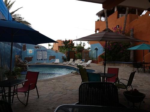 Hotel Posada LunaSol in La Paz, Baja Sur, Mexico